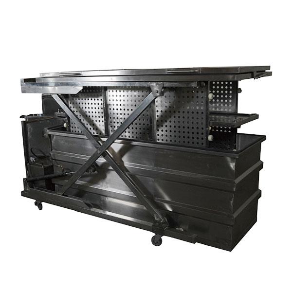 尸體儲存箱(三層)